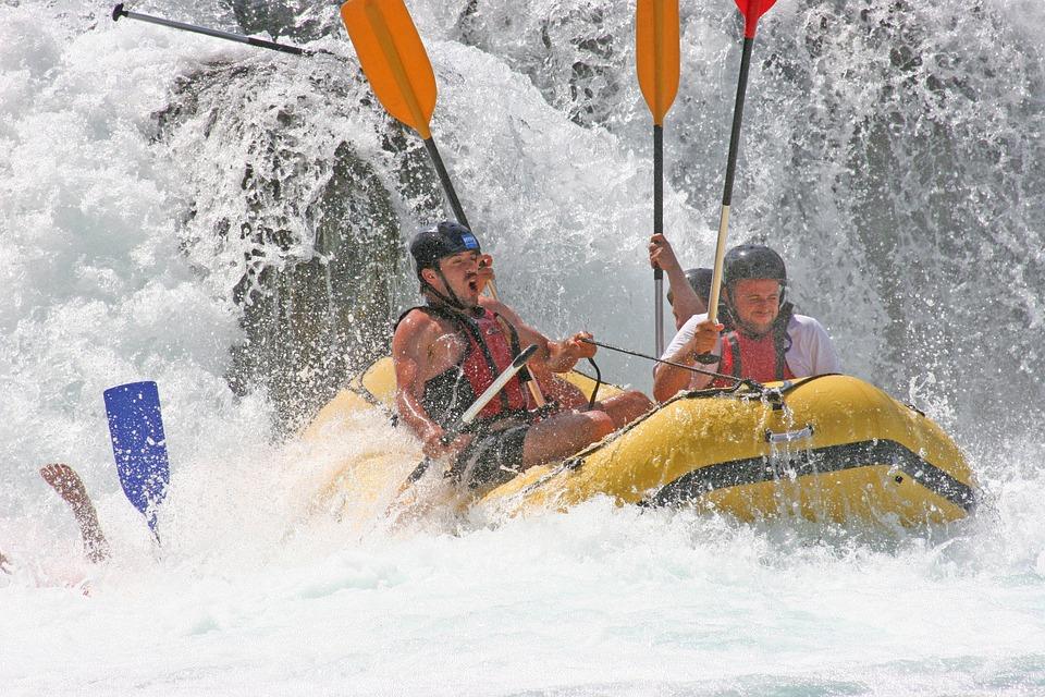 Una River Rafting