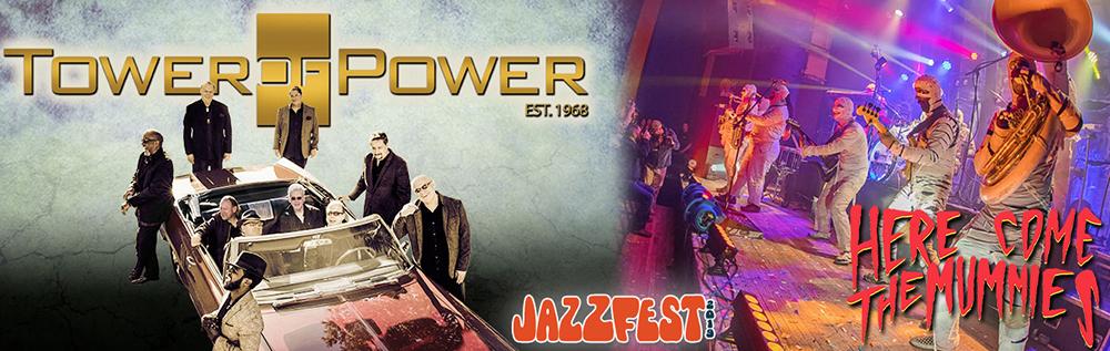 JazzFest 2019 Lineup Announced!