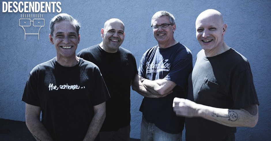 Offstage and On the Record with Bill Stevenson from Descendents