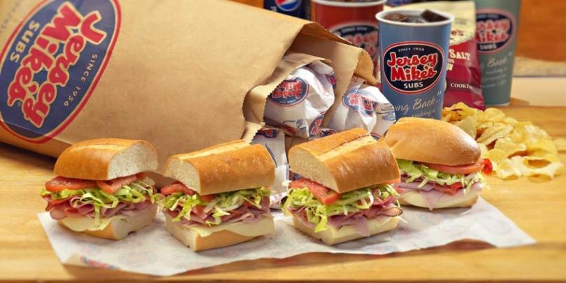 Jersey Mike's is set to open next week!