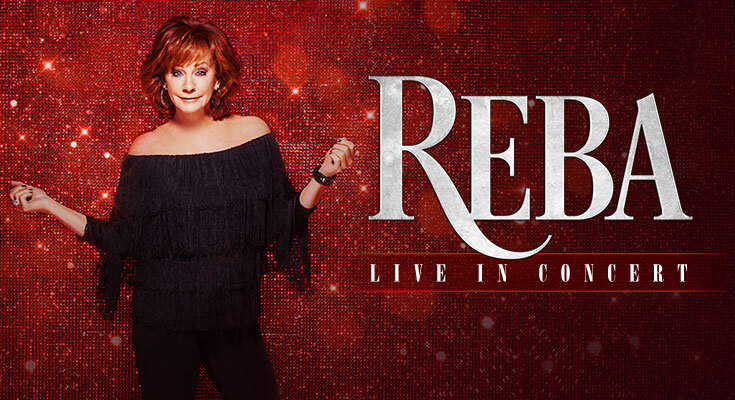 Reba McEntire is coming to Sioux Falls in 2020!