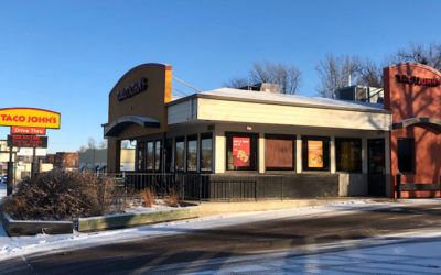 Taco John's will close their Minnesota Ave. Location
