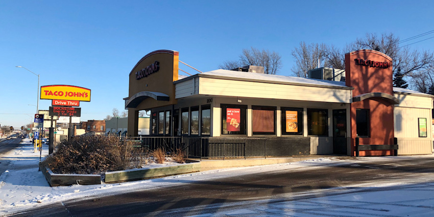 Taco John's will close their Minnesota Ave. Location