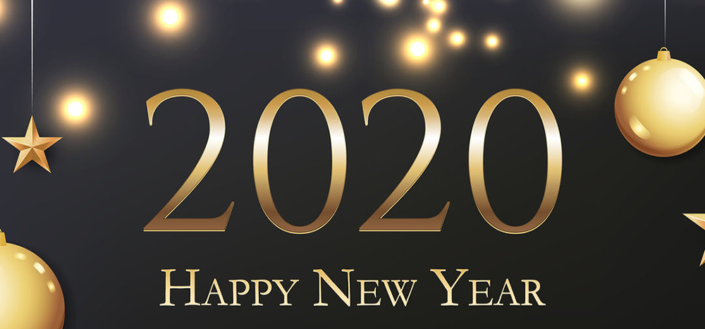 Prepping for New Year's 2020!