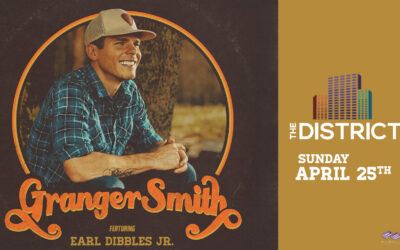Granger Smith featuring Earl Dibbles Jr. returning to Sioux Falls!