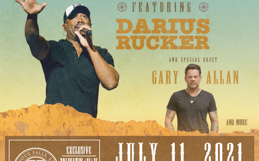 This Summer's Wagon Wheel concert with Darius Rucker has a new special guest!