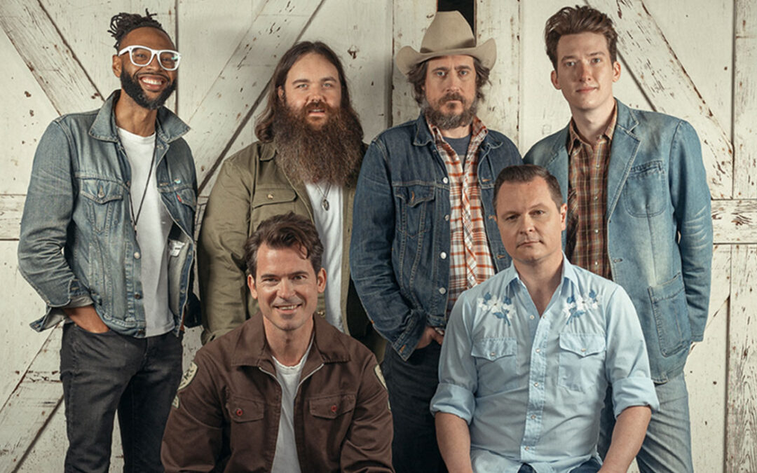 Old Crow Medicine Show is coming to Sioux Falls this summer!