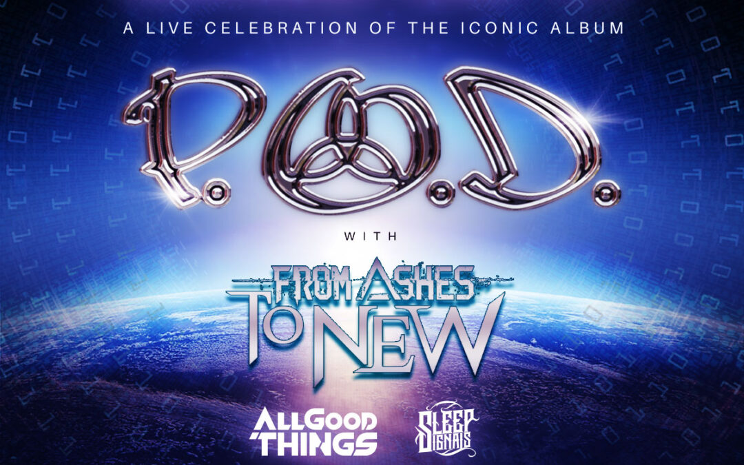 P.O.D SATELLITE TOUR 21 Coming to Sioux Falls!
