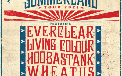 SUMMERLAND TOUR 2021 Coming to Sioux Falls in September!