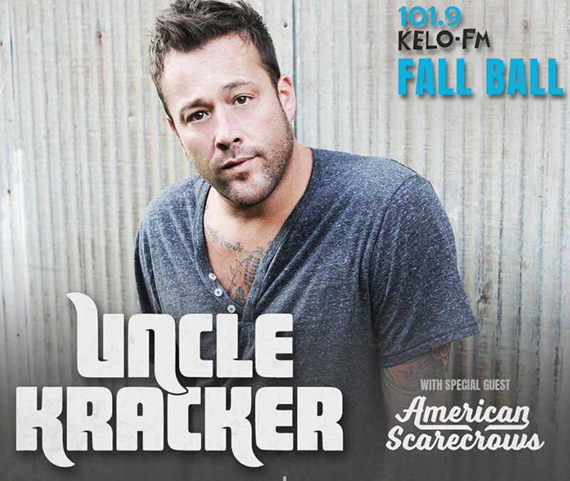 KELO FM Fall Ball ft. Uncle Kracker with special guest, American Scarecrows The Alliance