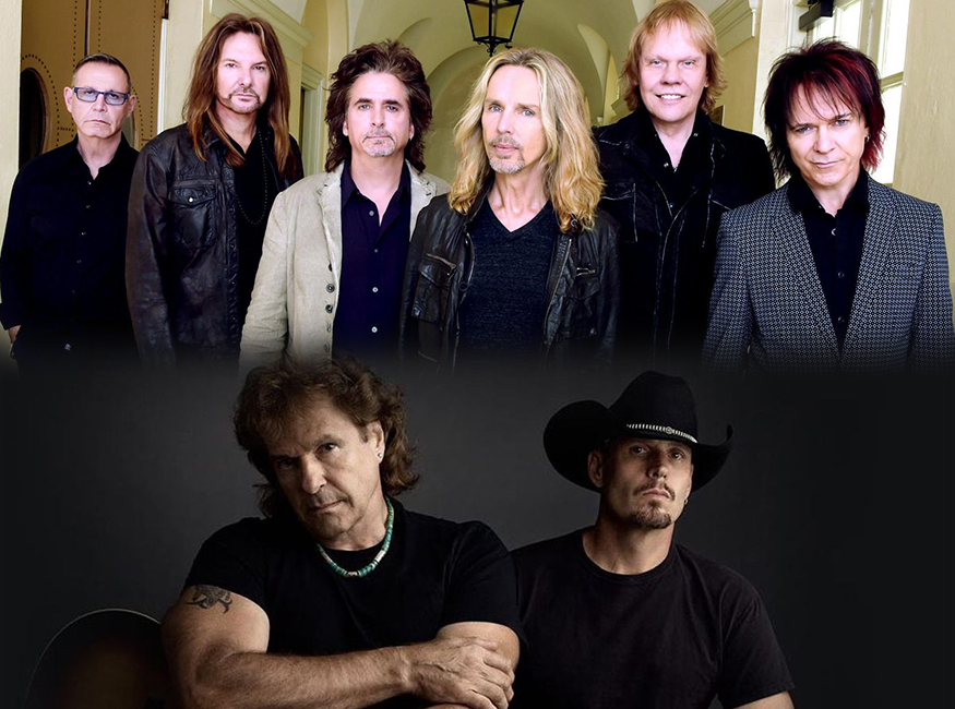 Styx and BlackHawk will be coming to Sioux Falls in November!