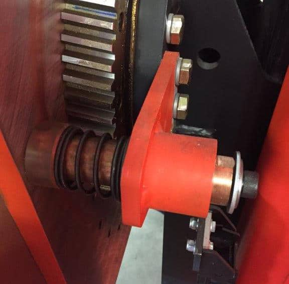 Welding Positioners: New Rotary Contact Welding Ground