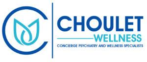 Choulet Wellness Logo