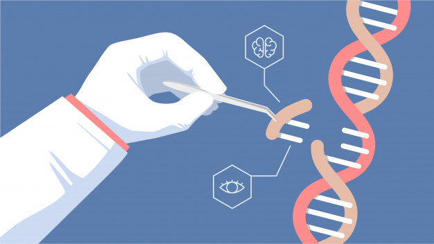 Slow down Aging with CRISPR
