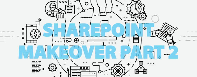 Sharepoint maker header