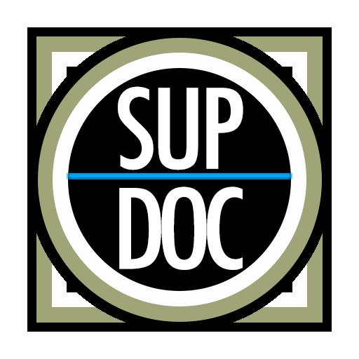 Sup Doc Podcast Logo
