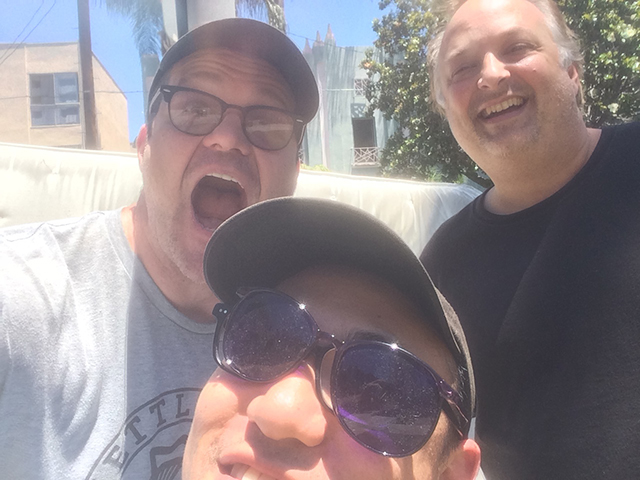 Bucky Sinister with Paco Romane and George Chen on Sup Doc Podcast