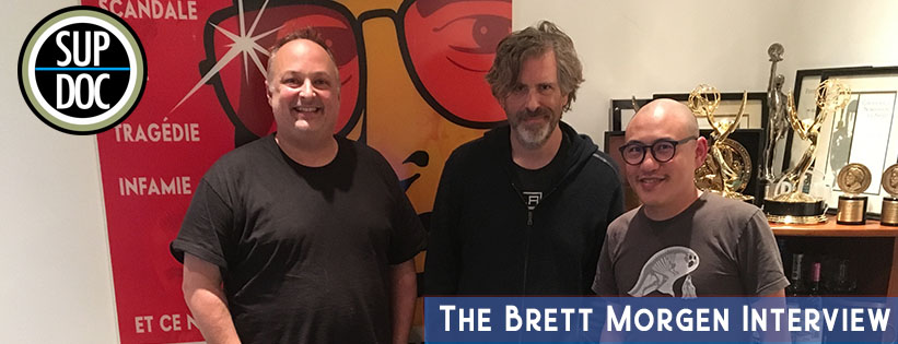 Sup Doc podcast with director Brett Morgen