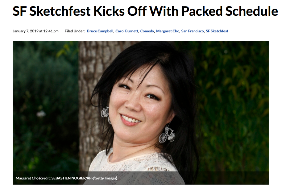 SF Sketchfest Kicks Off With Packed Schedule