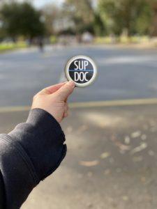 Sup Doc Sticker
