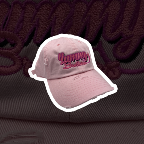 Yummy Brothers Distressed Hats