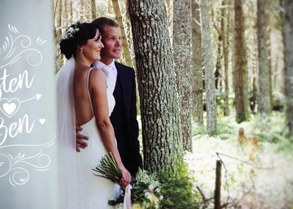 Kesten and Ben Wedding Film