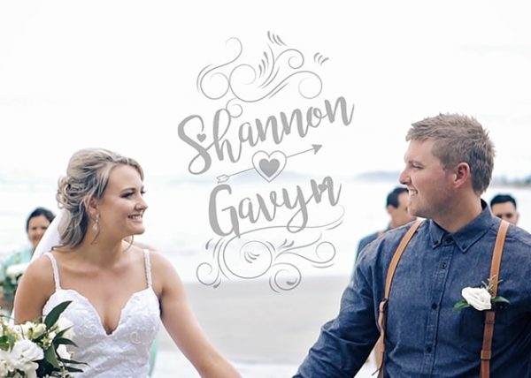 Shannon & Gavyn