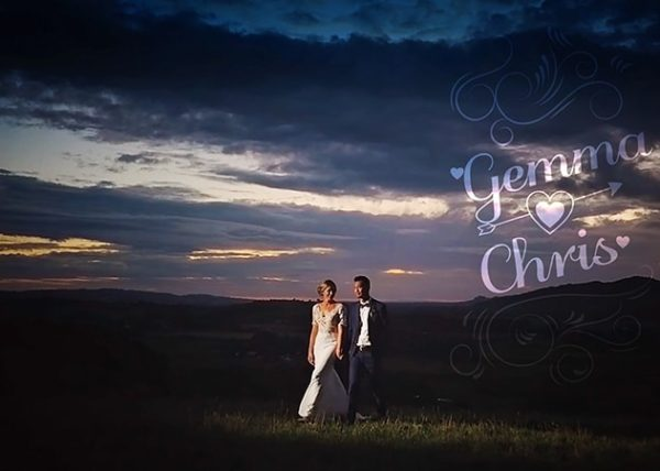 Chris and Gemma Wedding Video