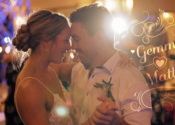 Gemma and Matt Fiji Wedding Video