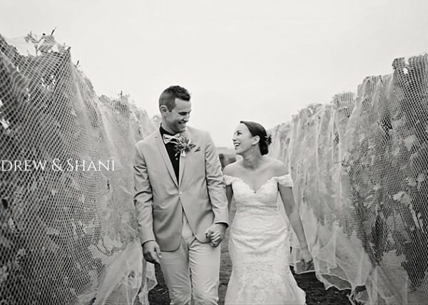 Andrew and Shani Wedding Video
