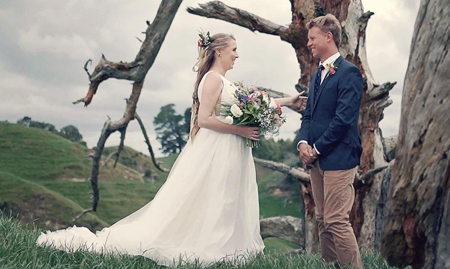 Wedding Videographer Hamilton
