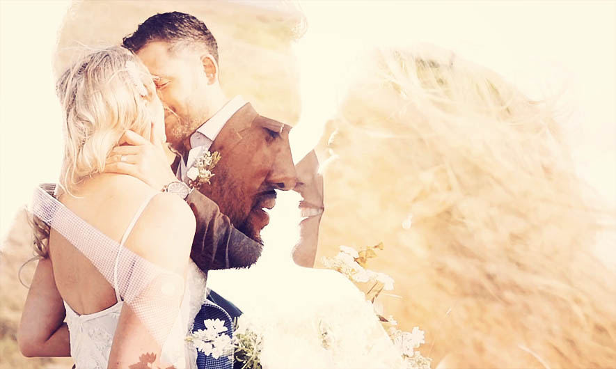 Kauri Bay Boomrock wedding videographer