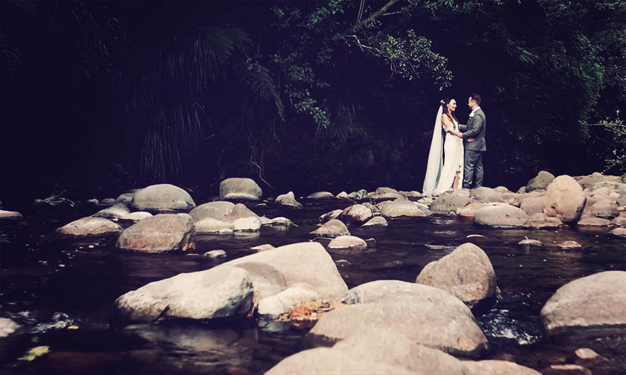 wedding videographer tauranga