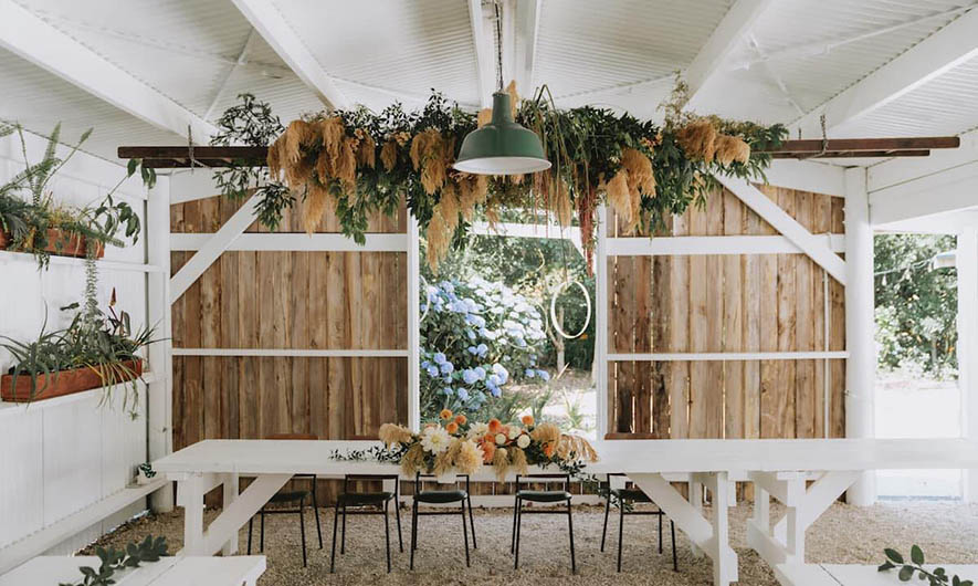 Old Forest School Wedding videographer Venue