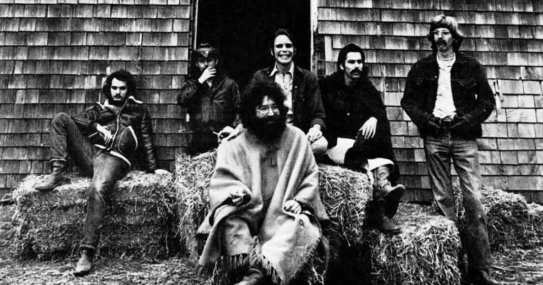The Finest Band in the Land The Grateful Dead Fare thee well Forever Chic by Meg