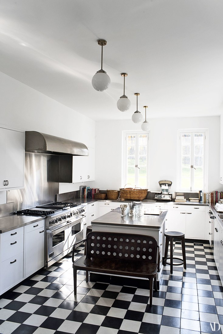 Reed and Delphine Krakoff Real Estate Forever Chic by Meg