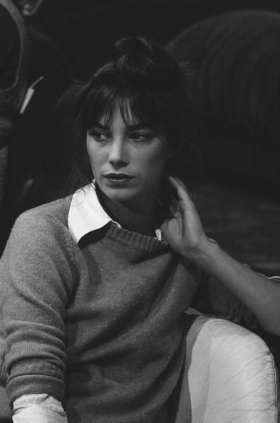 An Autumn Classic British icon Jane Birkin Forever Chic by Meg
