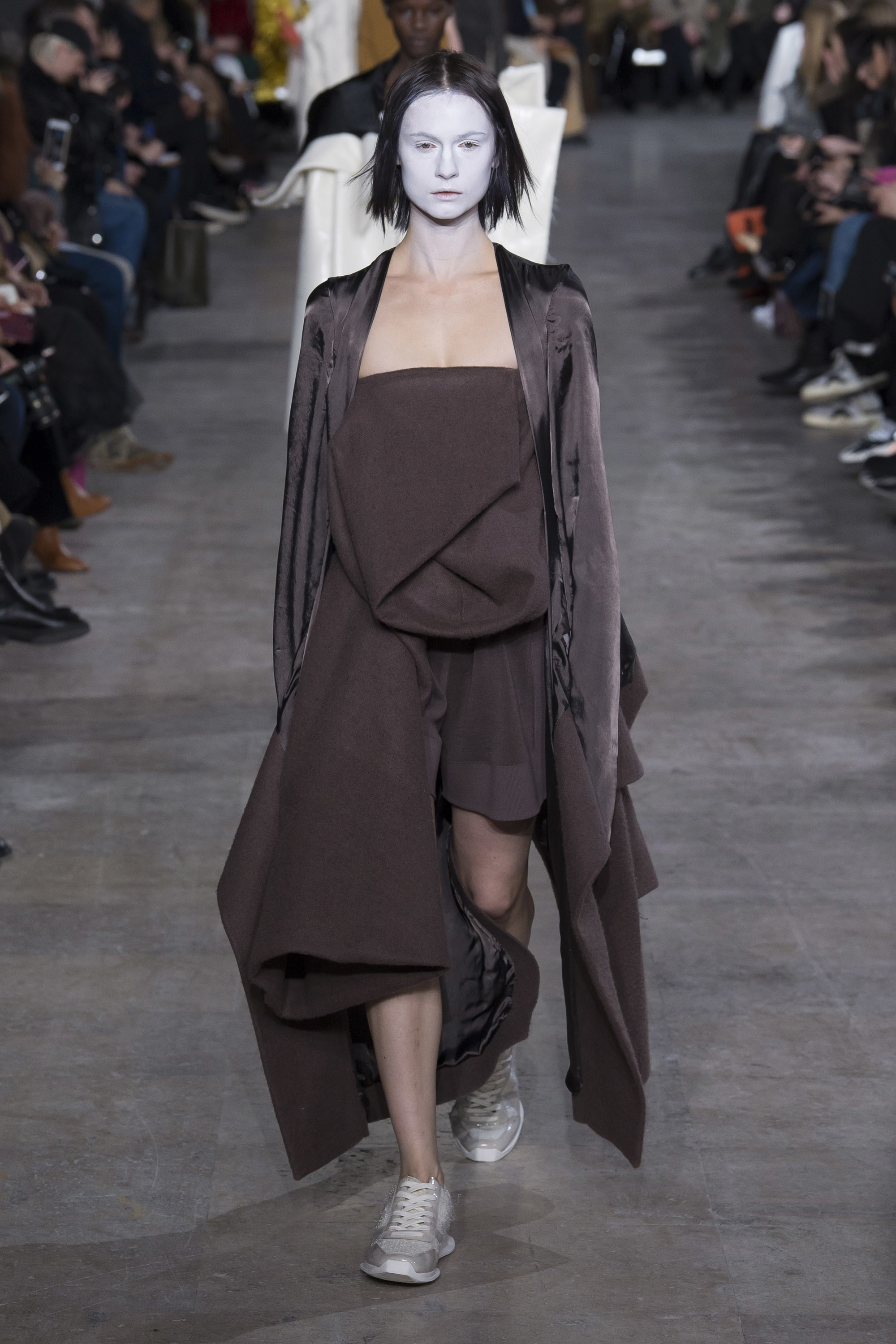 A Refined Religion Rick Owens The Runway Forever Chic by Meg