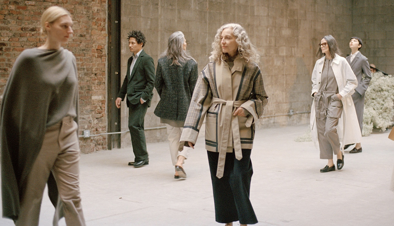 New York Fashion Week Deveaux The Runway Forever Chic by Meg