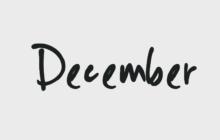 State of Mind: December 2019