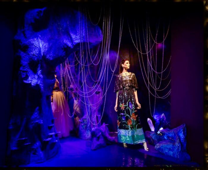 Saks Fifth Avenue Windows in New York Style Greatness is Everywhere  Forever Chic by Meg