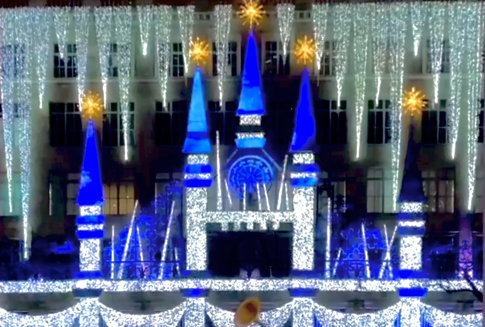 Saks Fifth Avenue Windows in true New York Style Greatness is Everywhere Forever Chic by Meg
