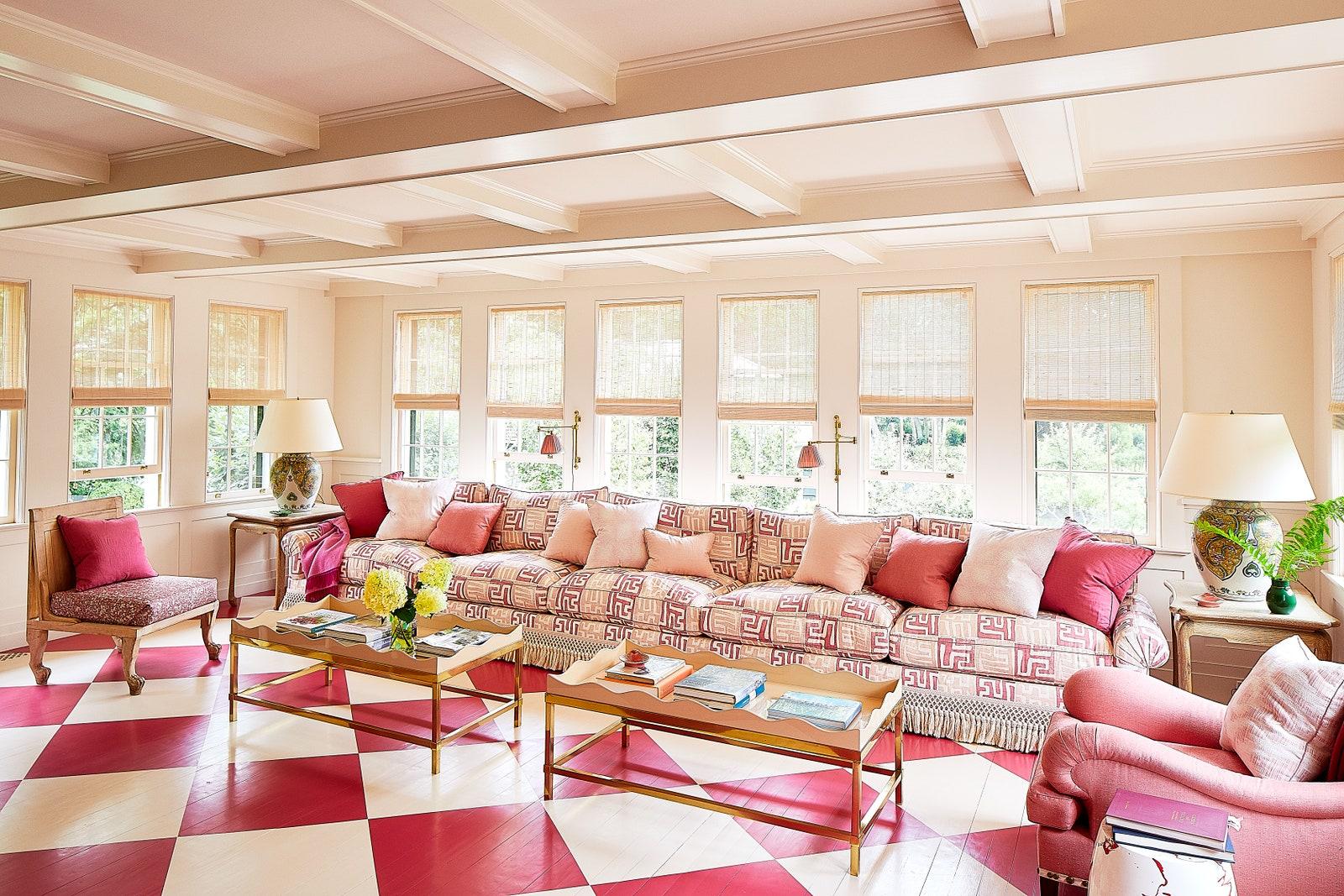 Katherine Rheinstein Brodsky Hamptons Home Crayola Chic Forever Chic by Meg