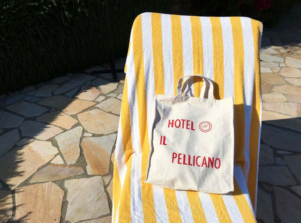 Bentornato Hotel il Pellicano Italy Forever Chic by Meg