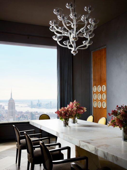 Midtown Manhattan High Standards Interiors Forever Chic by Meg