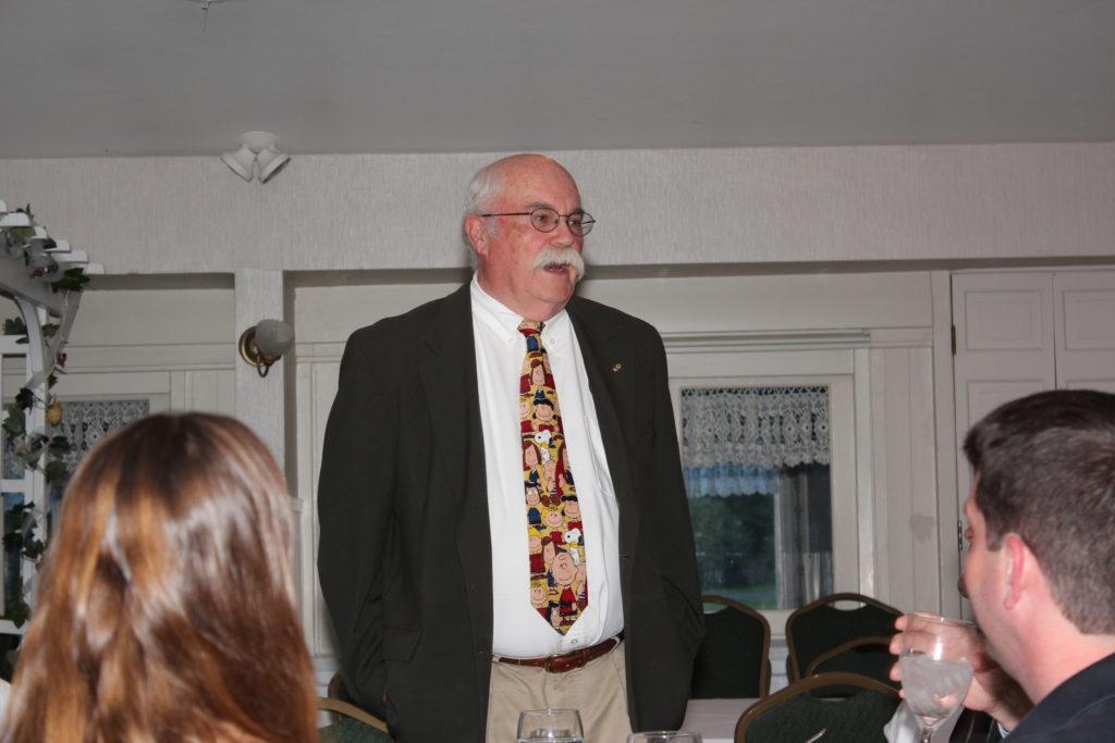 PDG John Carver