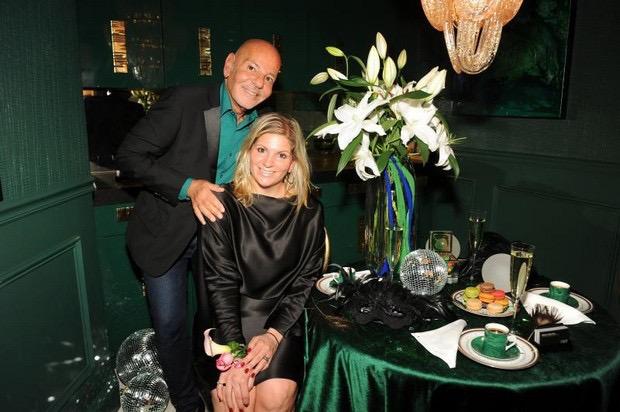 Nicholas A. Calder and Melanie Calder Russo