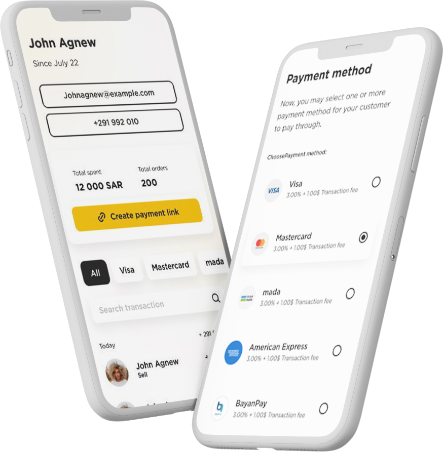 Accept Payments In               Seconds