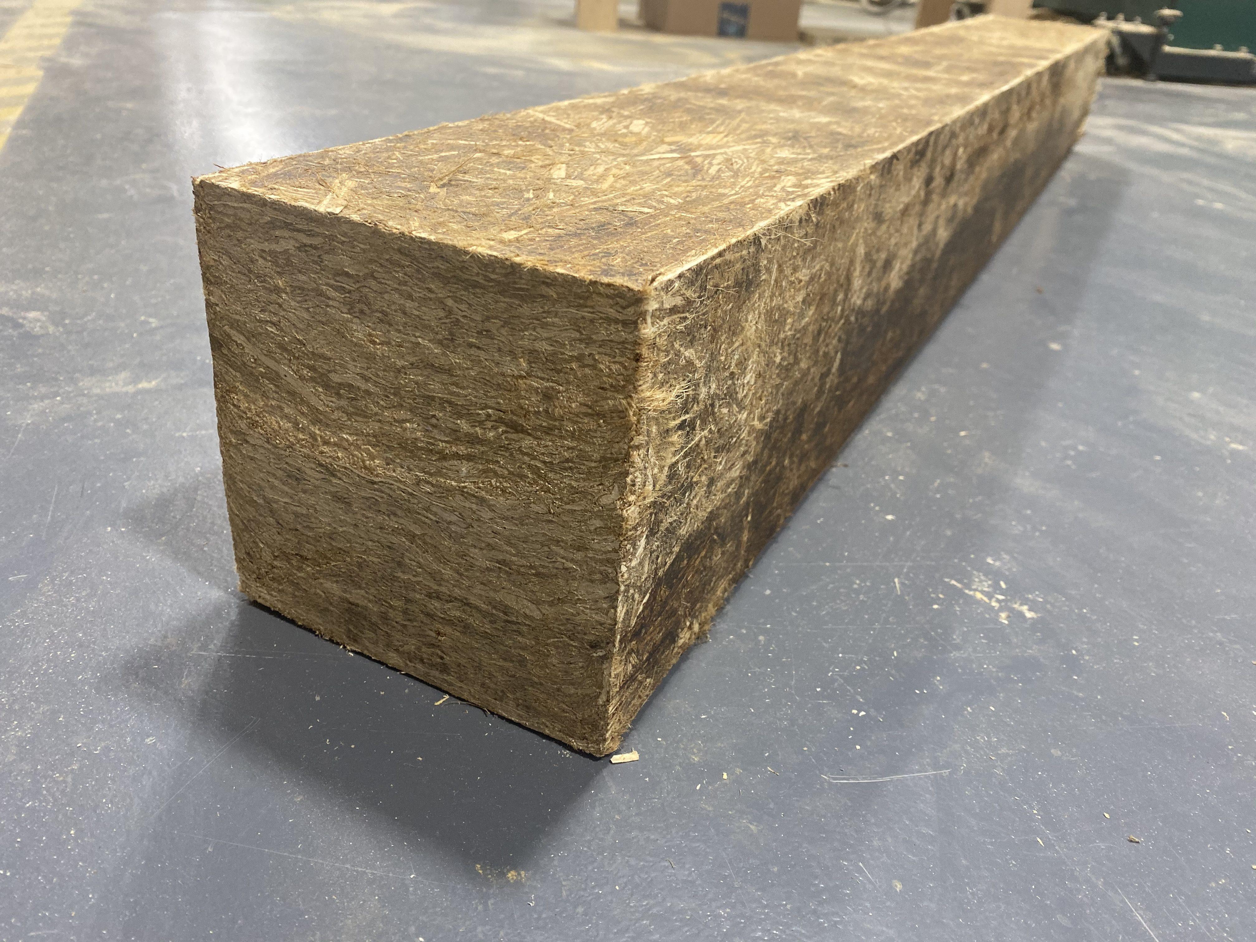 Hemp Block Lumber