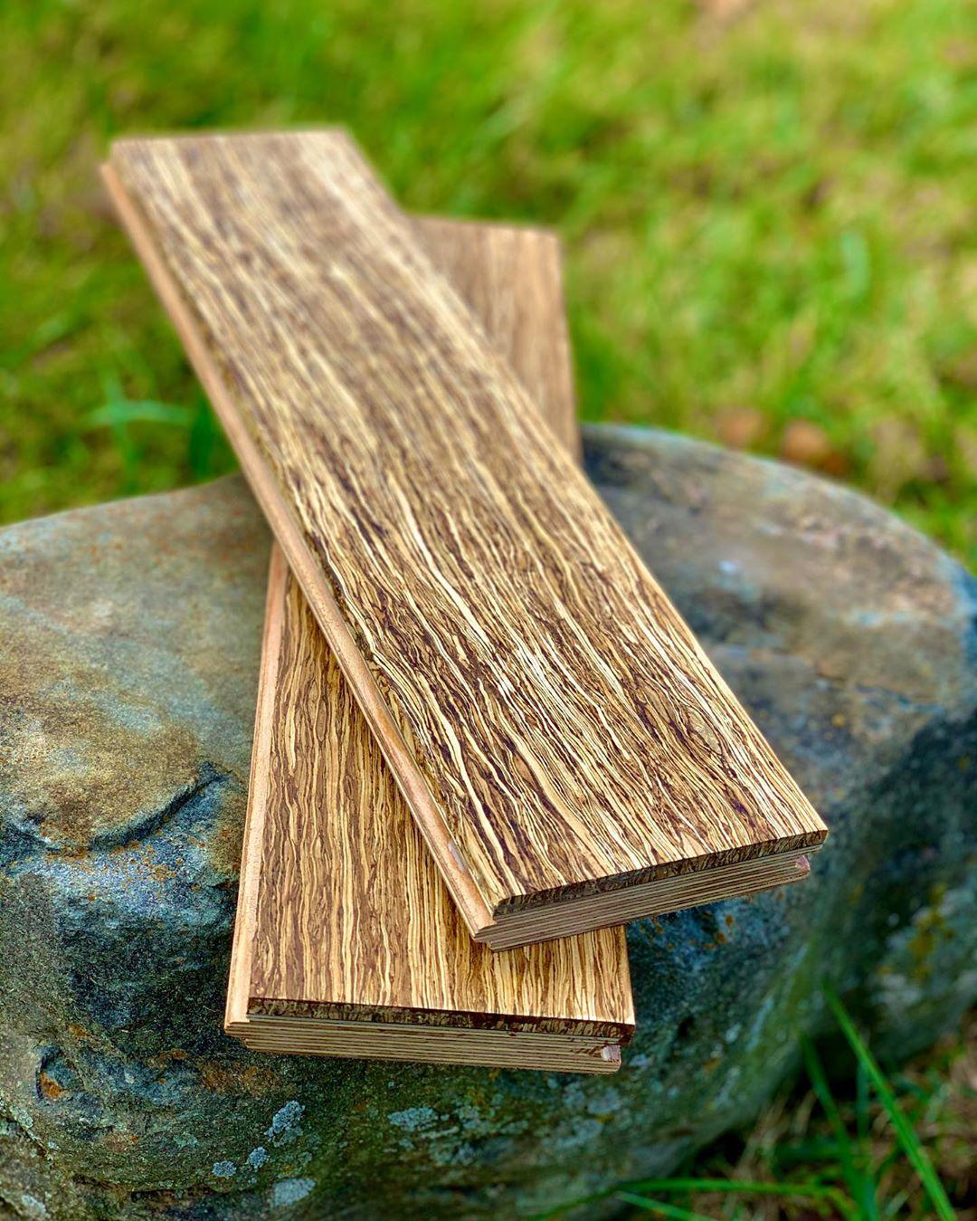 hempwood flooring samples